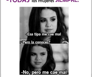 memes, mujeres, and chicas image