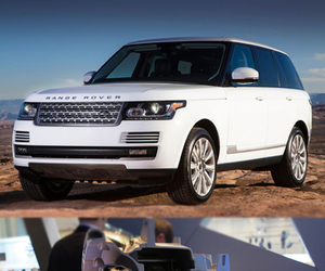 range rover, land rover, and range rover sport image