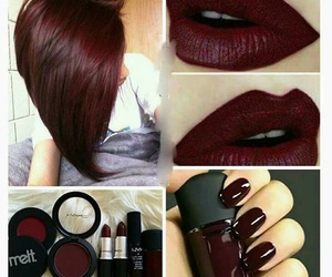 hair, nails, and makeup image