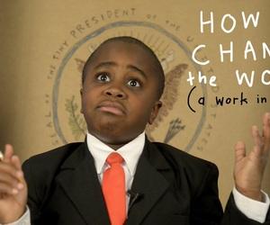 kid, president, and kid president image