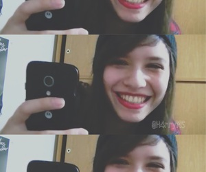 smile, sonrisa, and wallpaper image