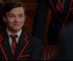 glee, it, and chris colfer image