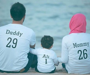 arab, family, and kid image