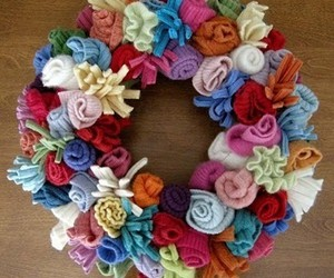 diy projects, recycled sweater ideas, and recycled sweaters image
