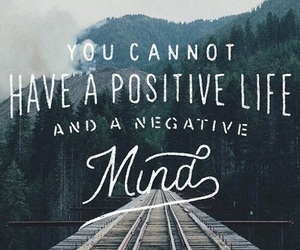 positive, mind, and life image