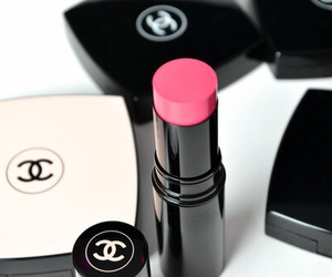fashion, makeup, and chanel image
