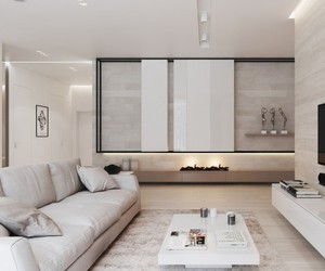 decor, white, and home image
