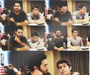 bae, tyler hoechlin, and dylan o'brien image