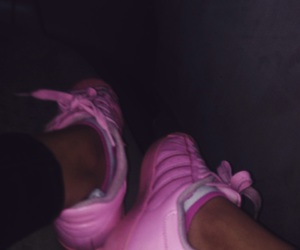 adidas, chic, and pink image