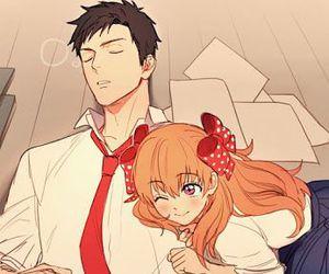 anime and gekkan shoujo nozaki-kun image