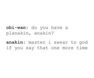 Anakin Skywalker, darth vader, and ewan mcgregor image