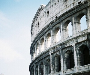 italy, rome, and travel image