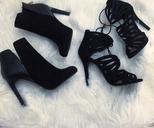 addicted, black, and boots image