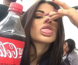 cocacola, crazy, and fun image