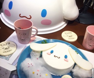 cafe, cinnamoroll, and japan image
