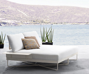 Chaise Longue, chill, and garden image