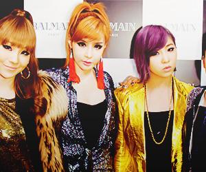 2ne1, CL, and bom image