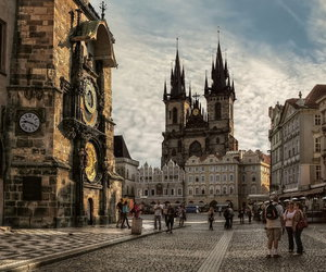 prague, czech republic, and travel image