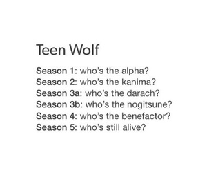 teen wolf, tyler posey, and alpha image
