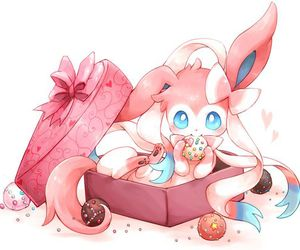 pokemon, sylveon, and sweet image