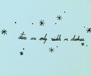 blue, constellations, and frase image