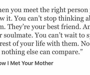 himym, quote, and love image