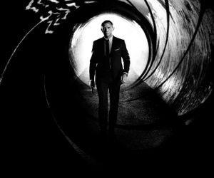 skyfall, 007, and James Bond image
