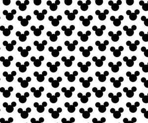 wallpaper, mickey, and black image