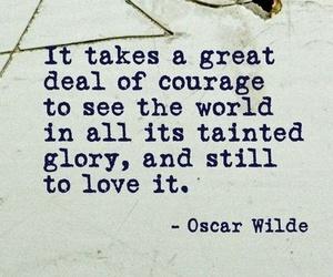 life, oscar wilde, and poem image