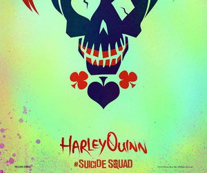 suicide squad, harley quinn, and wallpaper image