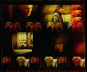 draco malfoy, hermione granger, and tumblr image