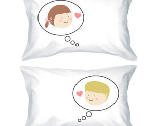 bedding, ebay, and pillowcases image