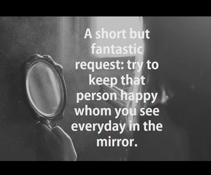 confidence, mirror, and quotes image