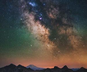 stars, beautiful, and sky image