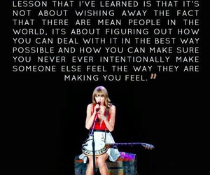 quotes, Taylor Swift, and red tour image