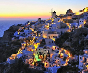 Greece, santorini, and beautiful image