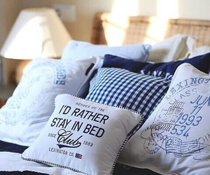 bedroom, cute, and bed image
