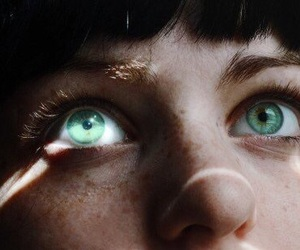 art, delicate, and freckles image
