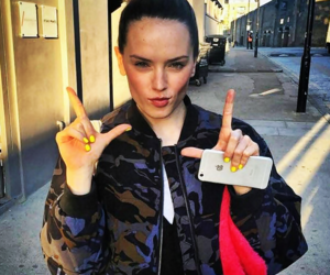 daisy ridley and star wars image