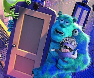 monsters inc, cute, and love image