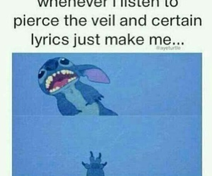 pierce the veil, ptv, and funny image