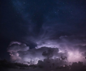 sky and landscape image
