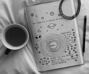 grunge, coffee, and tumblr image