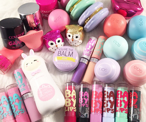 makeup and eos image