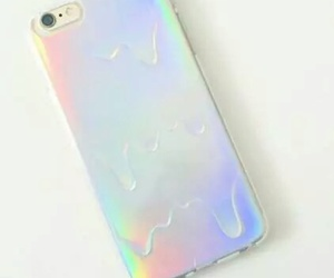 holographic and iphone image