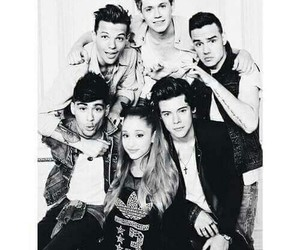onedirection and arianagrande image