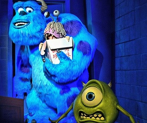 monsters inc, photography, and cute image