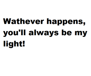 always, light, and quotes image