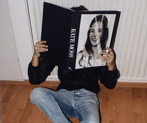fashion, kate moss, and style image
