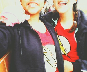 flash, mejor amiga, and six flags image